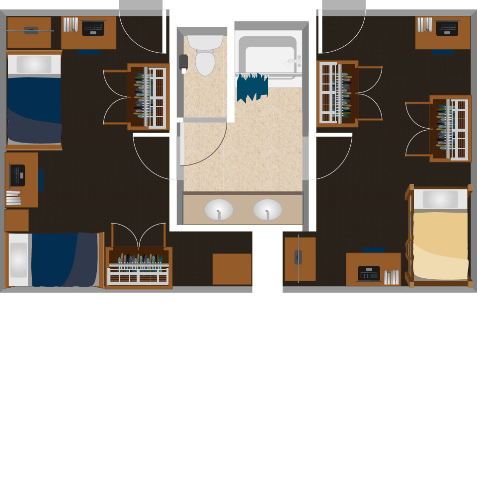 View Double Room Layout Part 22